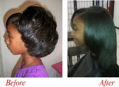 More Photos Nzuri S Grow Your Own Hair Challenge